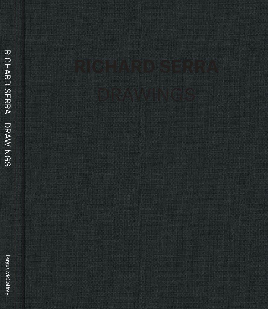 Cover Image of Richard Serra: Drawings