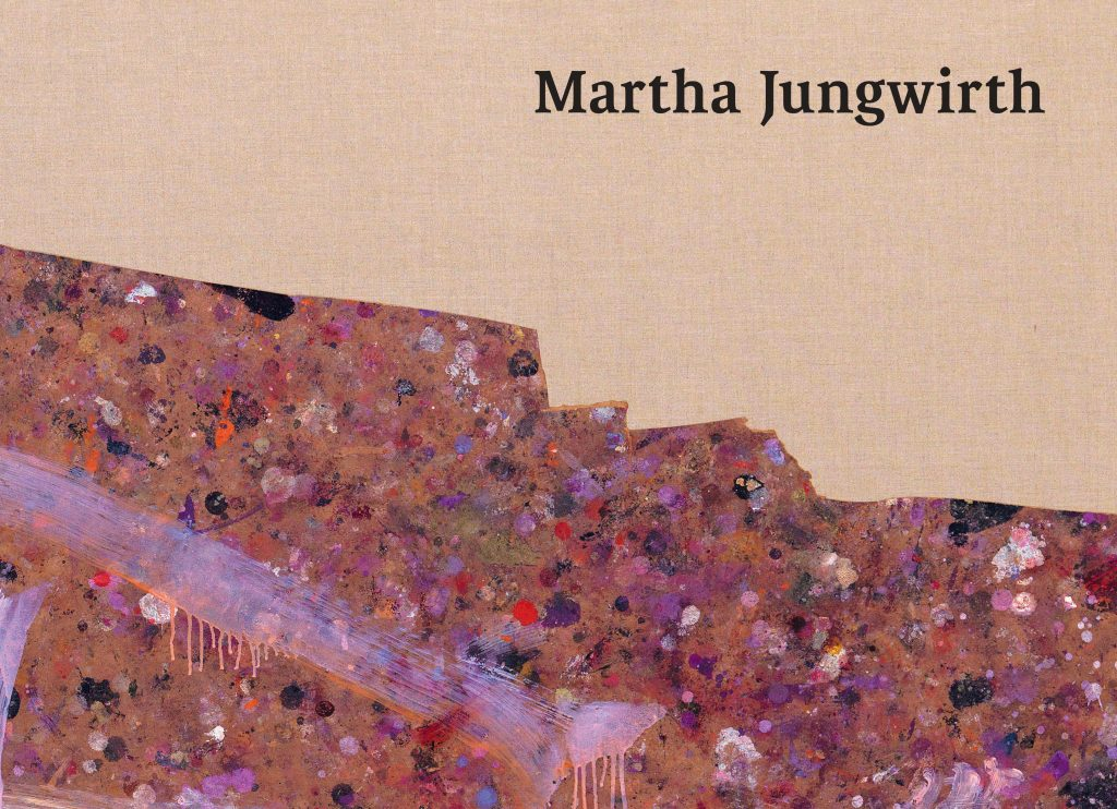Cover Image of Martha Jungwirth