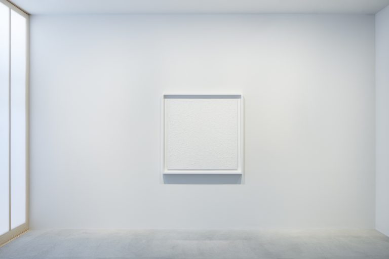 Photograph 4 from Robert Ryman exhibition.