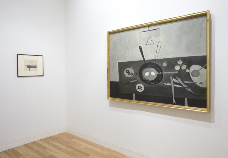 Photograph 2 from William Scott exhibition.