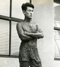 Photograph of Estate of Kazuo Shiraga