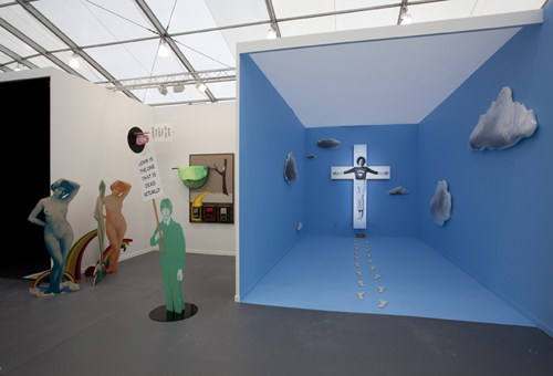 Photograph 1 from Frieze New York  - 2013