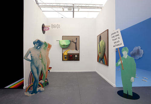 Photograph 3 from Frieze New York  - 2013
