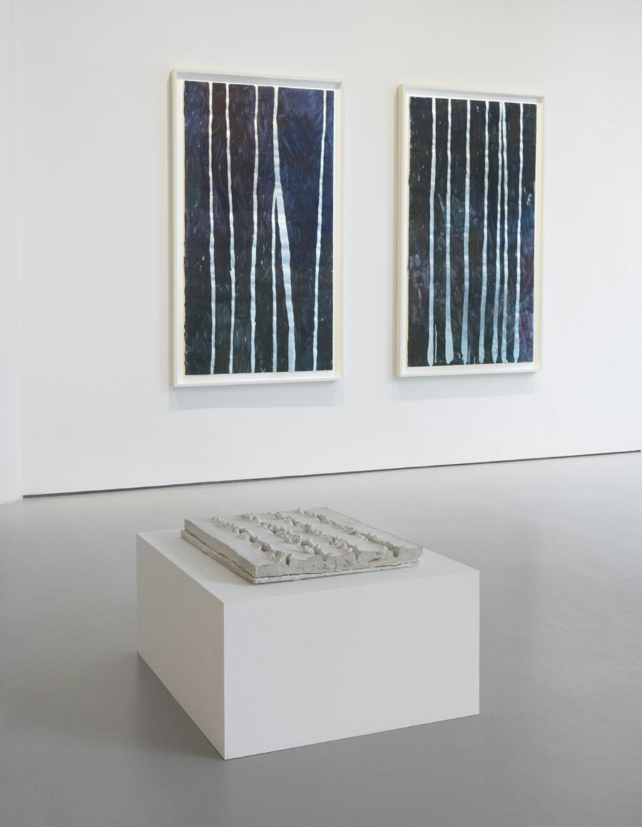 Photograph 5 from Kazuo & Fujiko Shiraga exhibition.