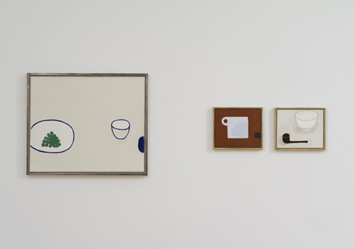 Photograph 3 from William Scott: Domestic Forms exhibition.