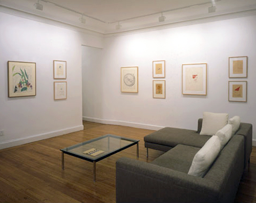 Photograph 2 from Sigmar Polke/Andy Warhol, Drawings, 1962 – 1965 exhibition.