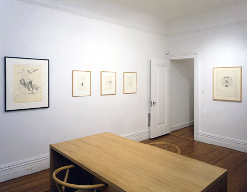 Photograph 3 from Sigmar Polke/Andy Warhol, Drawings, 1962 – 1965 exhibition.
