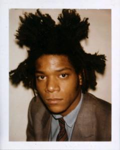 Basquiat - 1982 - Andy Warhol