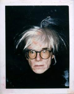 Self-Portrait in Fright Wig - 1985 - Andy Warhol