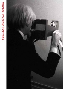 Cover image of Warhol Polaroid Portraits