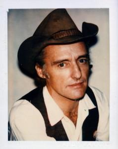 Dennis Hopper - 1977 - Andy Warhol