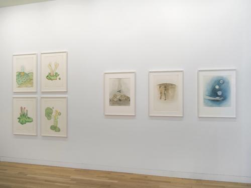 Photograph 9 from Birgit Jürgenssen exhibition.