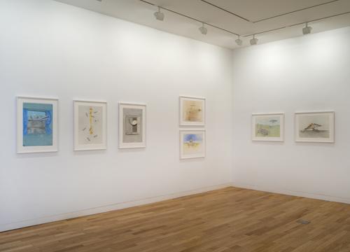 Photograph 8 from Birgit Jürgenssen exhibition.