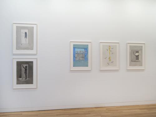 Photograph 7 from Birgit Jürgenssen exhibition.