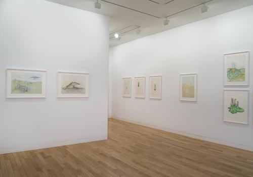 Photograph 6 from Birgit Jürgenssen exhibition.