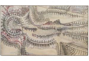 Map of Human - 1959 - Natsuyuki Nakanishi