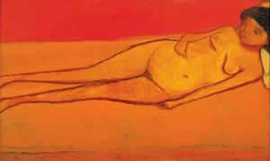 Nude - 1956 - William Scott
