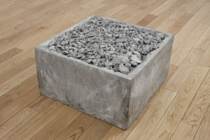 Oneness of Concrete - 1971 - Estate of Jiro Takamatsu