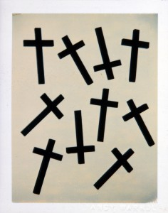 Crosses - 1982 - Andy Warhol