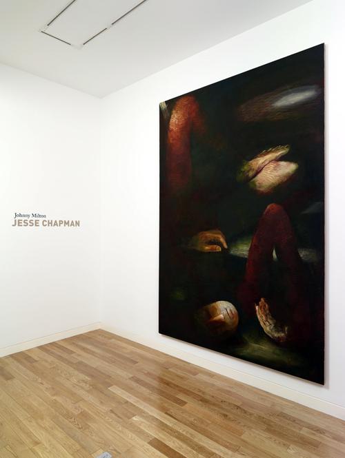 Photograph 1 from Jesse Chapman: Johnny Milton exhibition.