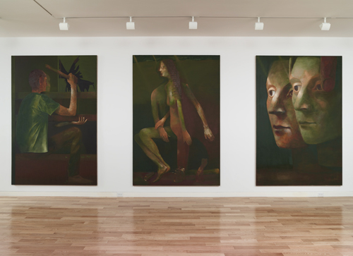 Photograph 2 from Jesse Chapman: Johnny Milton exhibition.