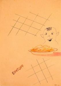 Eintopf - 1965 - Sigmar Polke