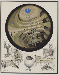 Toy World: To JE Museum - 1967 - Tatsuo Ikeda