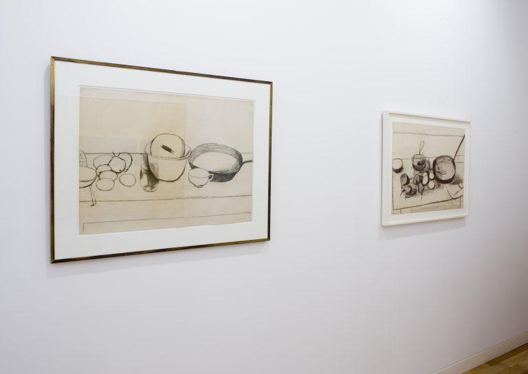 Photograph 1 from William Scott exhibition.