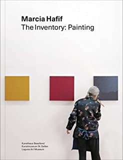Cover Image of Marcia Hafif – The Inventory: Painting
