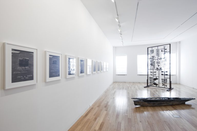 Photograph 3 from Nomura, Polke, Yanagi: Works in Progress exhibition.