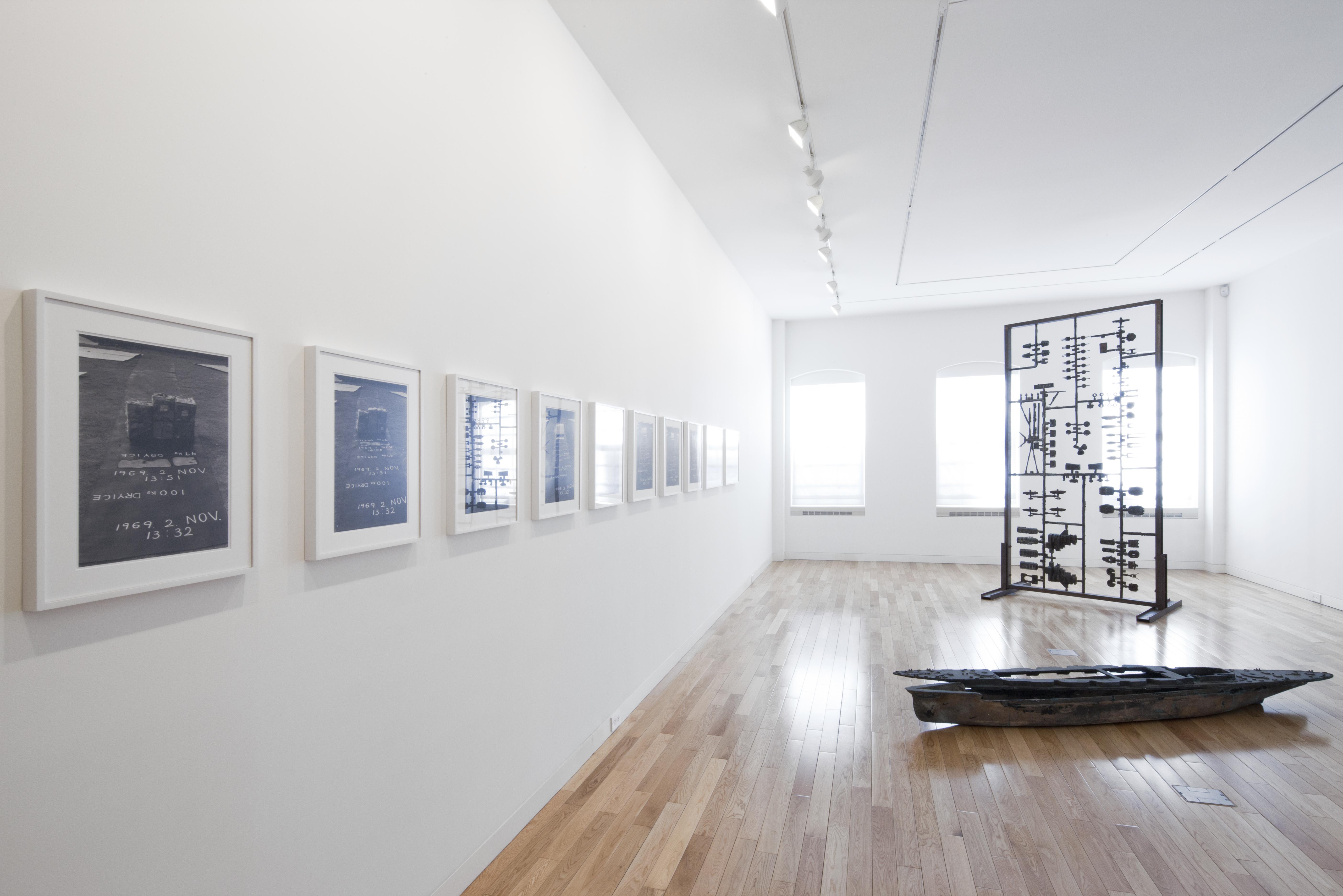 Photograph 3 from Nomura, Polke, Yanagi: Works in Progress exhibition.