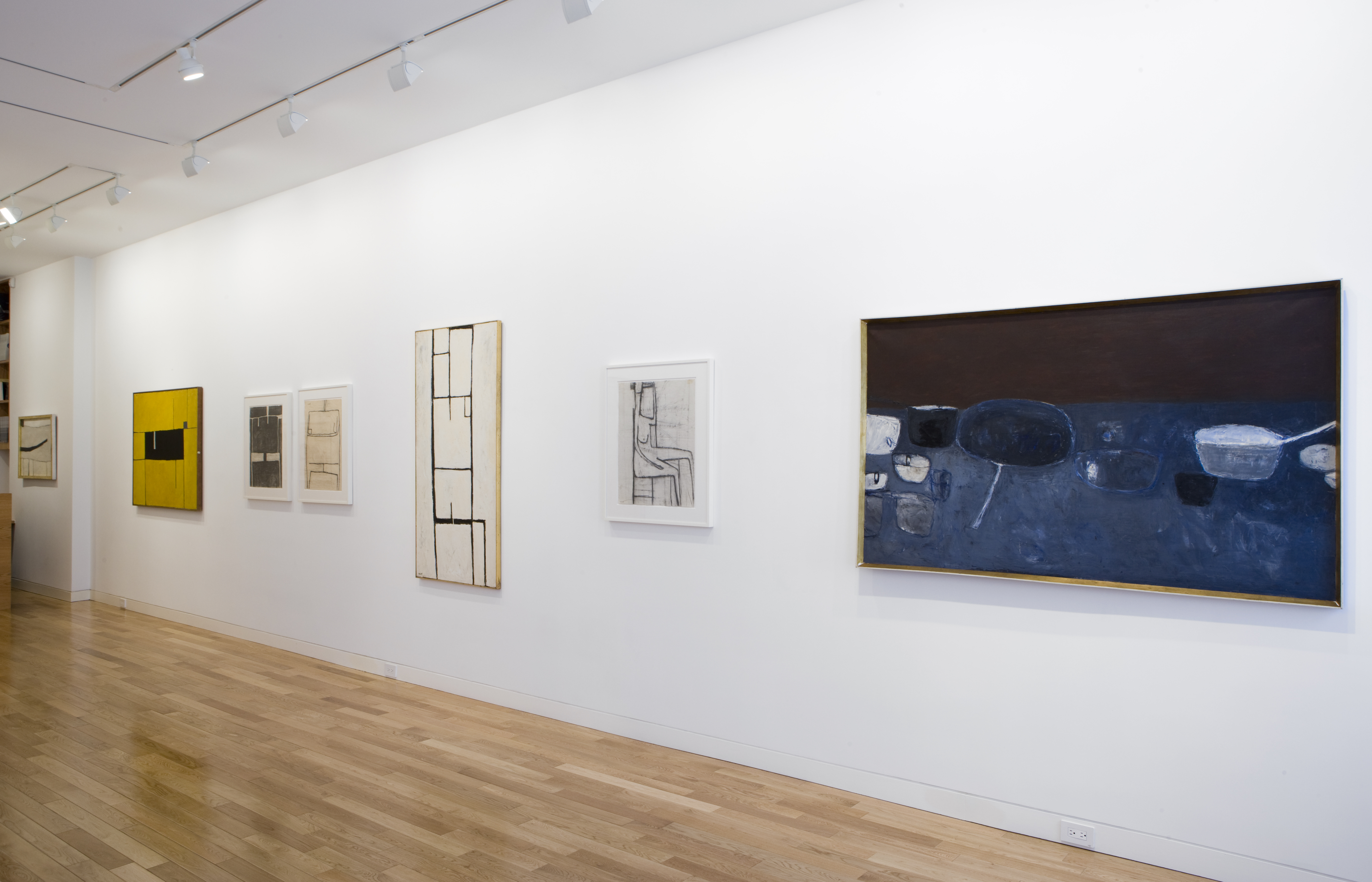 Photograph 6 from William Scott exhibition.