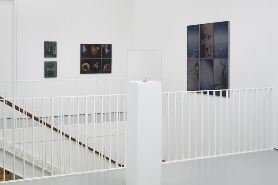 Photograph 3 from Birgit Jürgenssen exhibition.