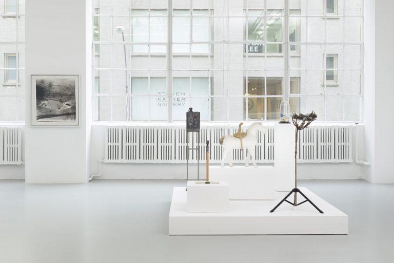 Photograph 5 from Birgit Jürgenssen exhibition.
