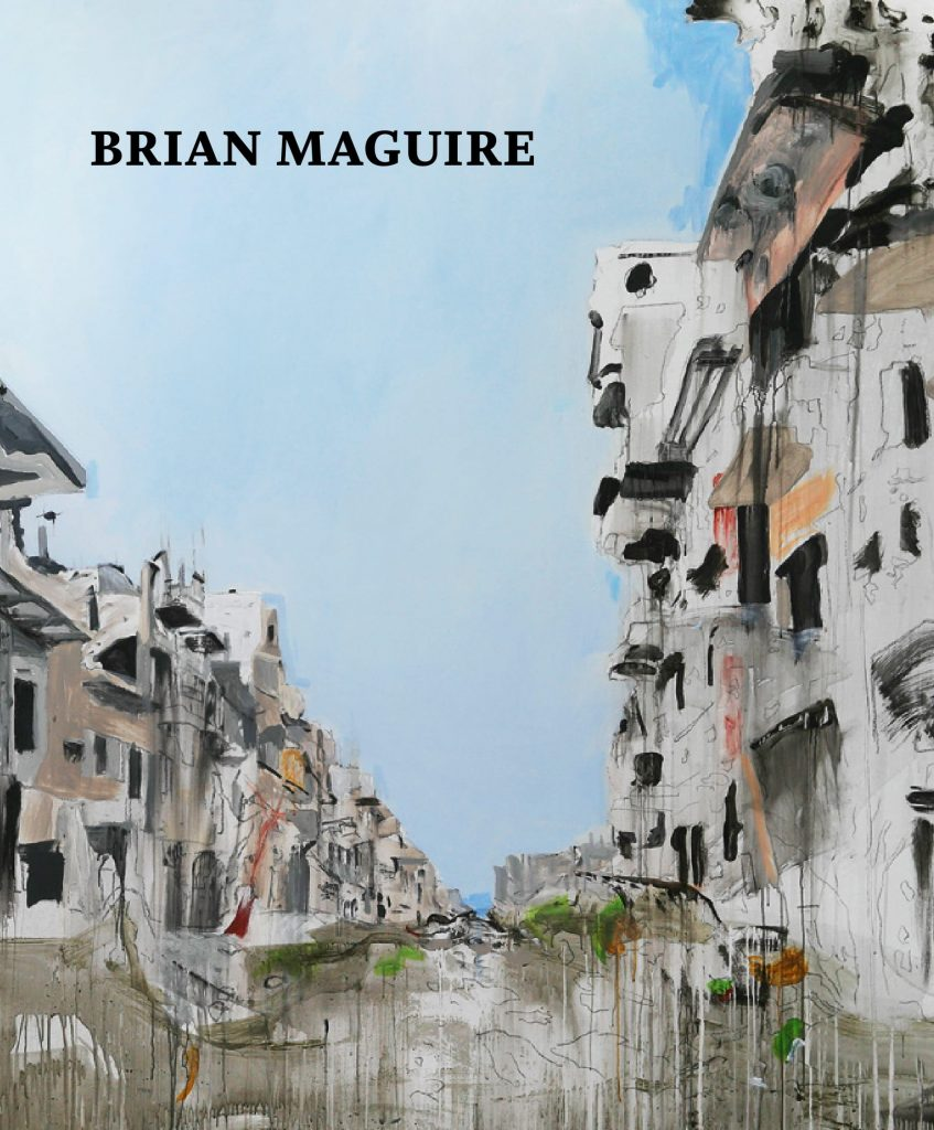 Cover Image of Brian Maguire