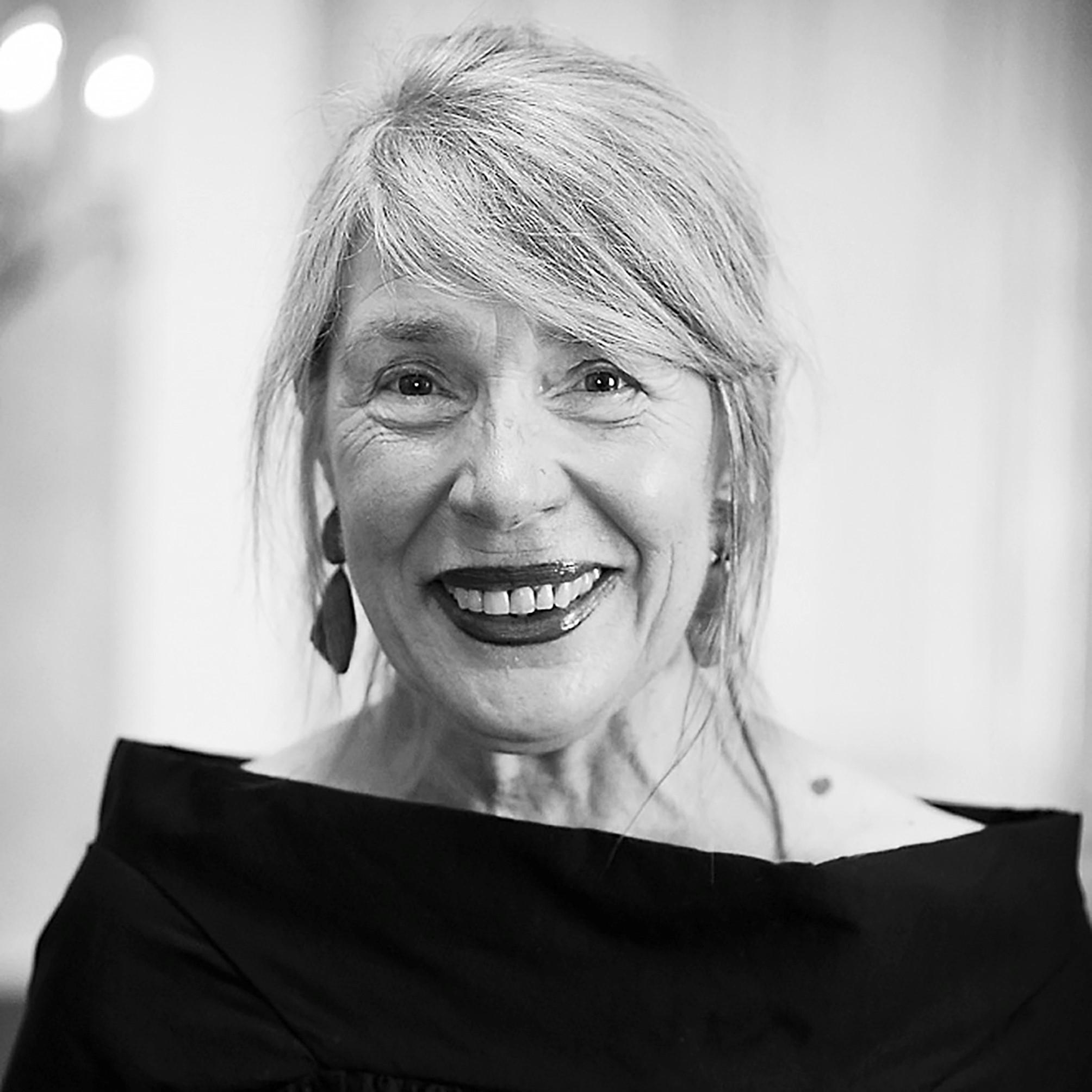 Photograph of Martha Jungwirth