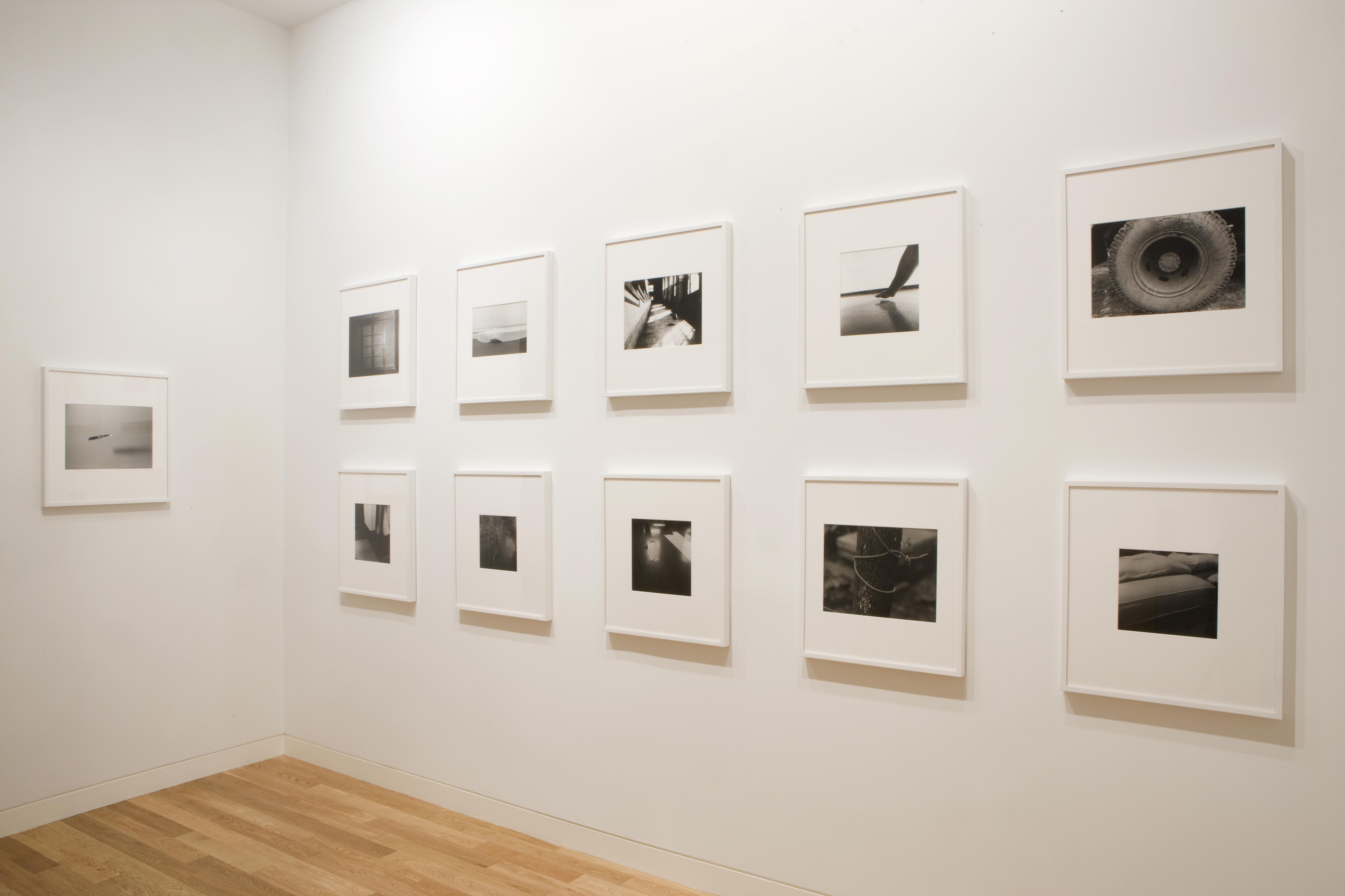 Photograph 2 from Koji Enokura, Hitoshi Nomura, Jiro Takamatsu: Photographs 1968-1979 exhibition.