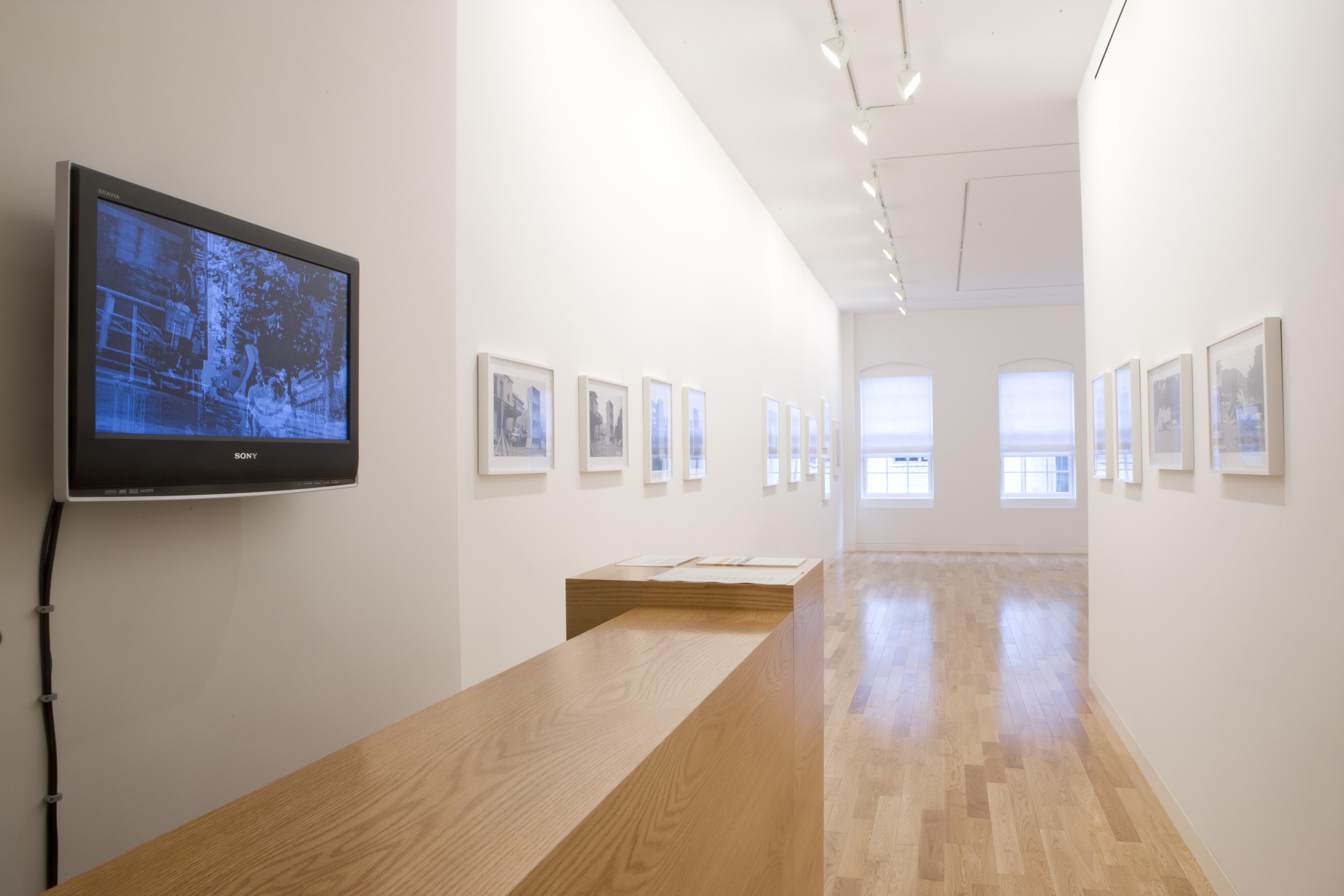 Photograph 3 from Koji Enokura, Hitoshi Nomura, Jiro Takamatsu: Photographs 1968-1979 exhibition.