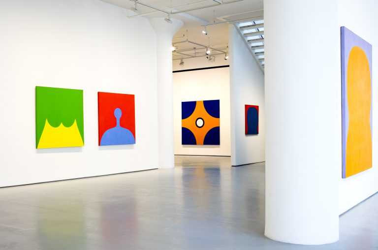Photograph 1 from Marcia Hafif: The Italian Paintings, <br /> 1961 – 1969 exhibition.
