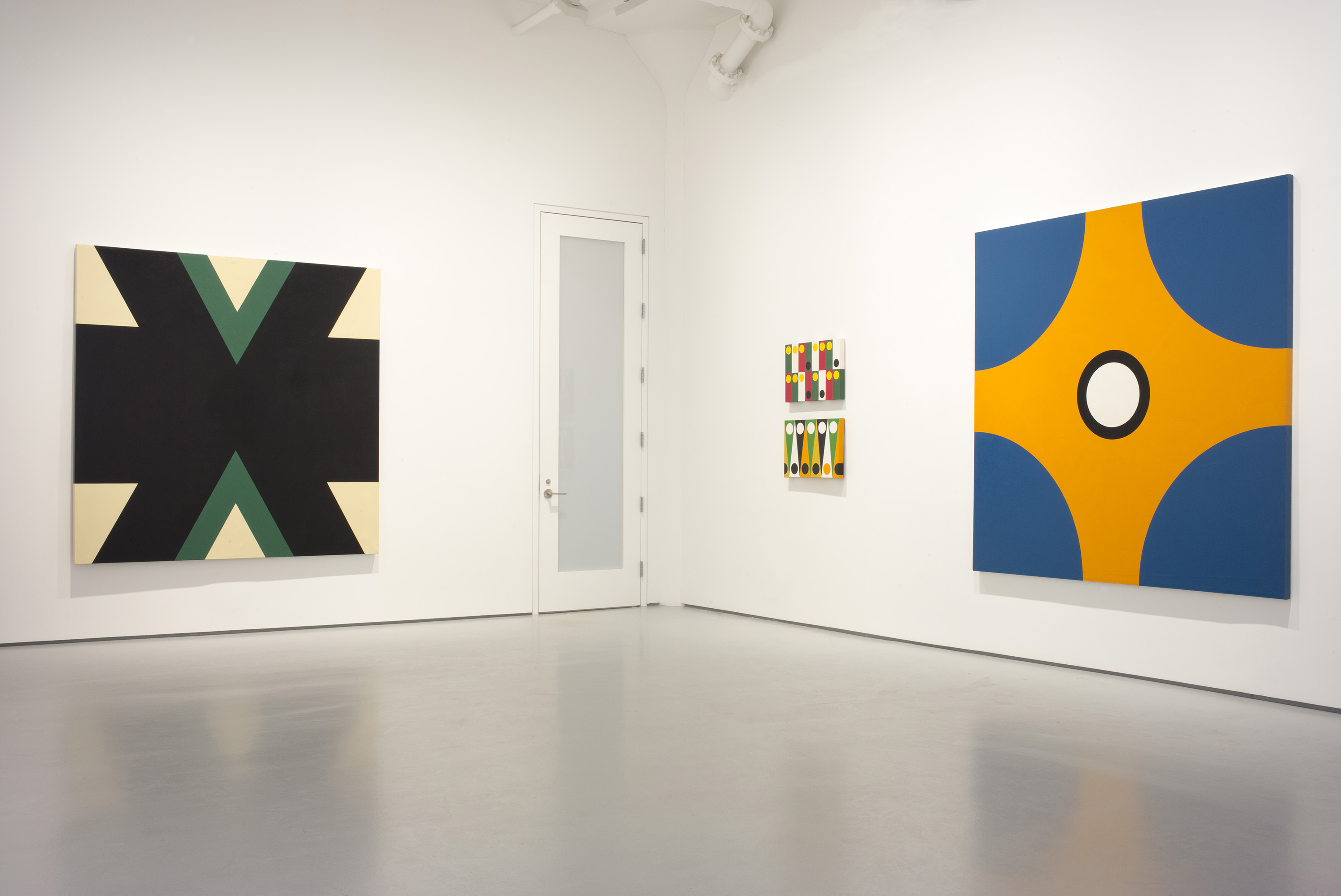 Photograph 5 from Marcia Hafif: The Italian Paintings, <br /> 1961 – 1969 exhibition.