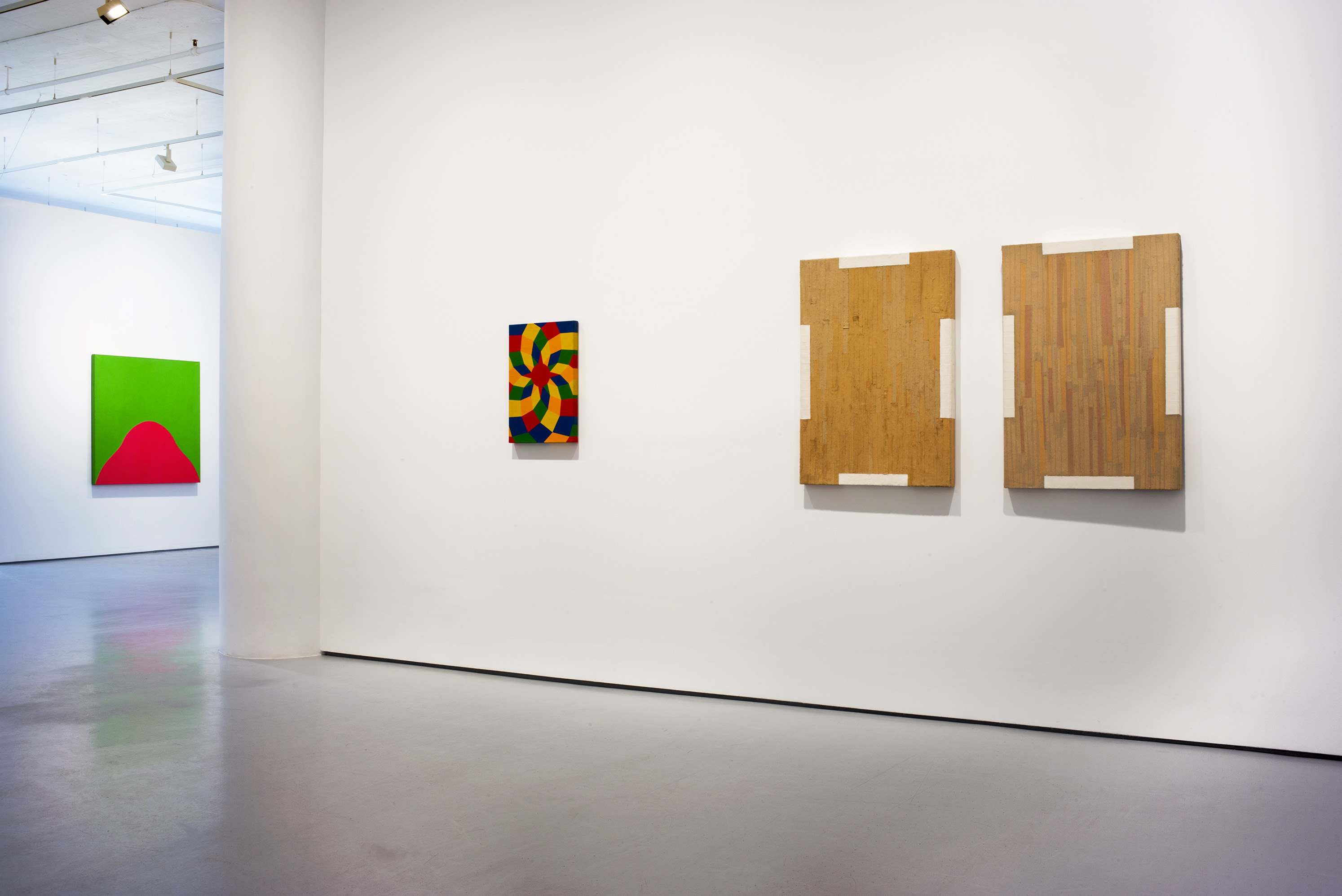 Photograph 6 from Marcia Hafif: The Italian Paintings, <br /> 1961 – 1969 exhibition.