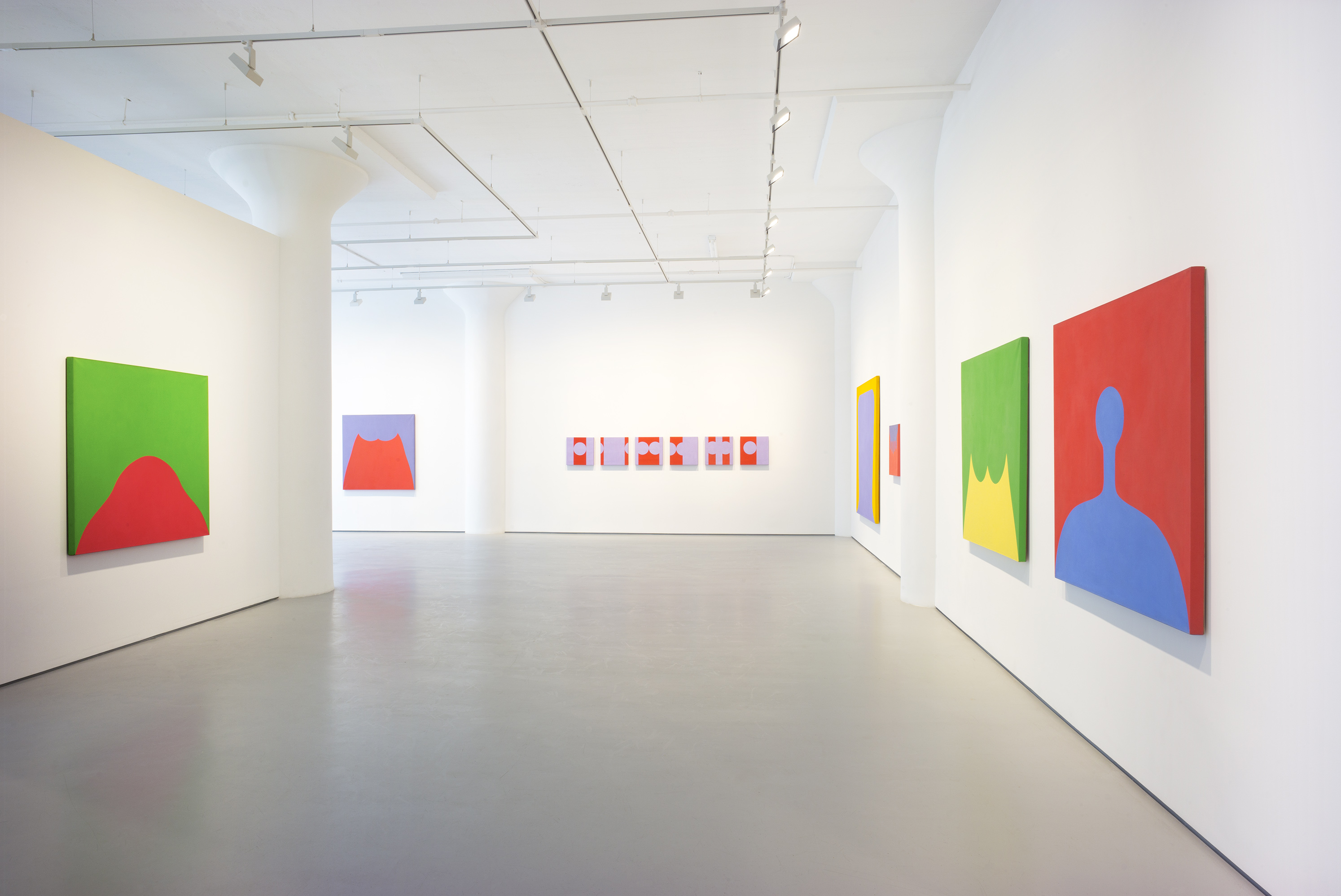 Photograph 7 from Marcia Hafif: The Italian Paintings, <br />