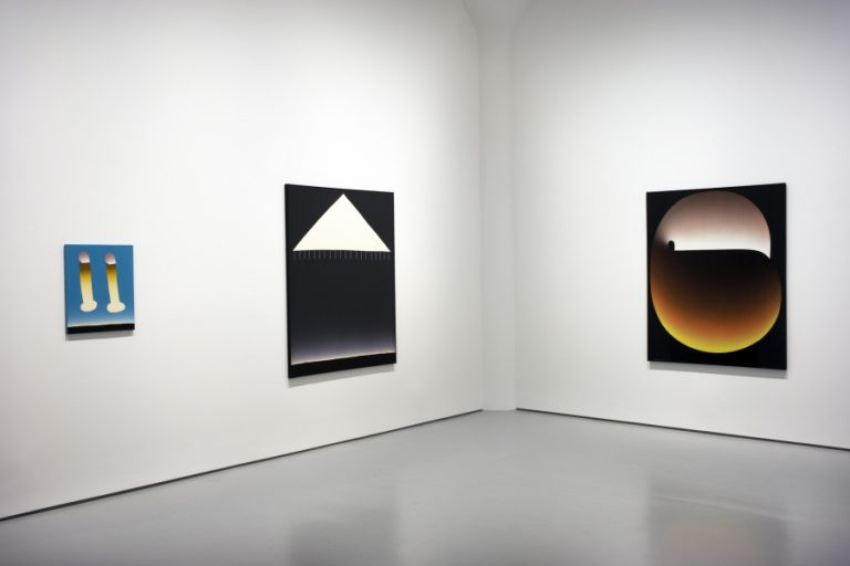 Photograph 3 from Sadamasa Motonaga exhibition.