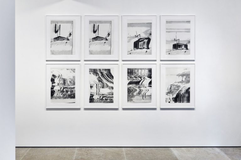 Photograph 4 from Sigmar Polke exhibition.