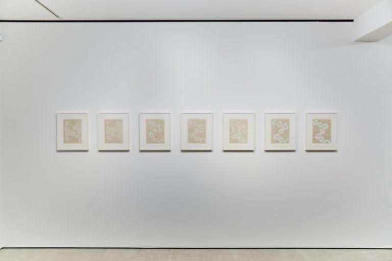 Photograph 3 from Natsuyuki Nakanishi / <br> Jiro Takamatsu exhibition.