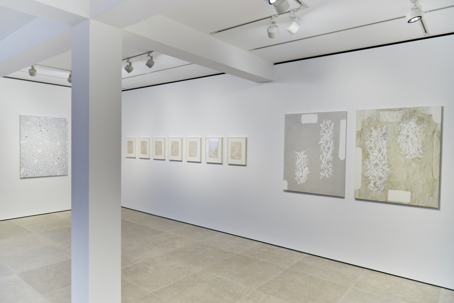 Photograph 4 from Natsuyuki Nakanishi / <br> Jiro Takamatsu exhibition.