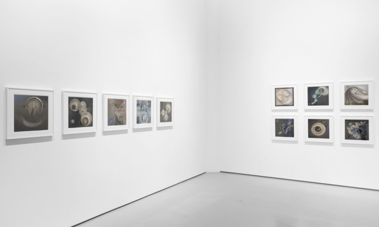 Photograph 3 from Tatsuo Ikeda exhibition.