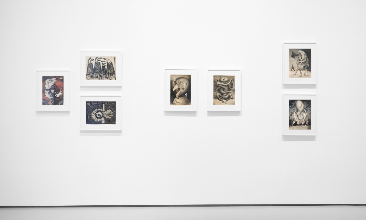 Photograph 4 from Tatsuo Ikeda exhibition.