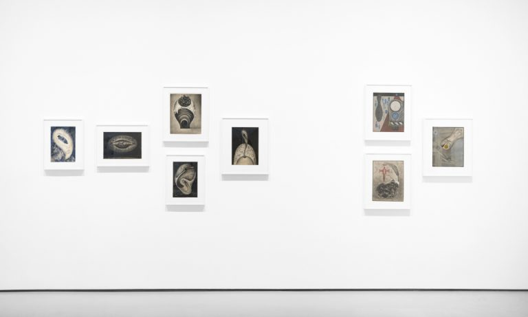 Photograph 5 from Tatsuo Ikeda exhibition.