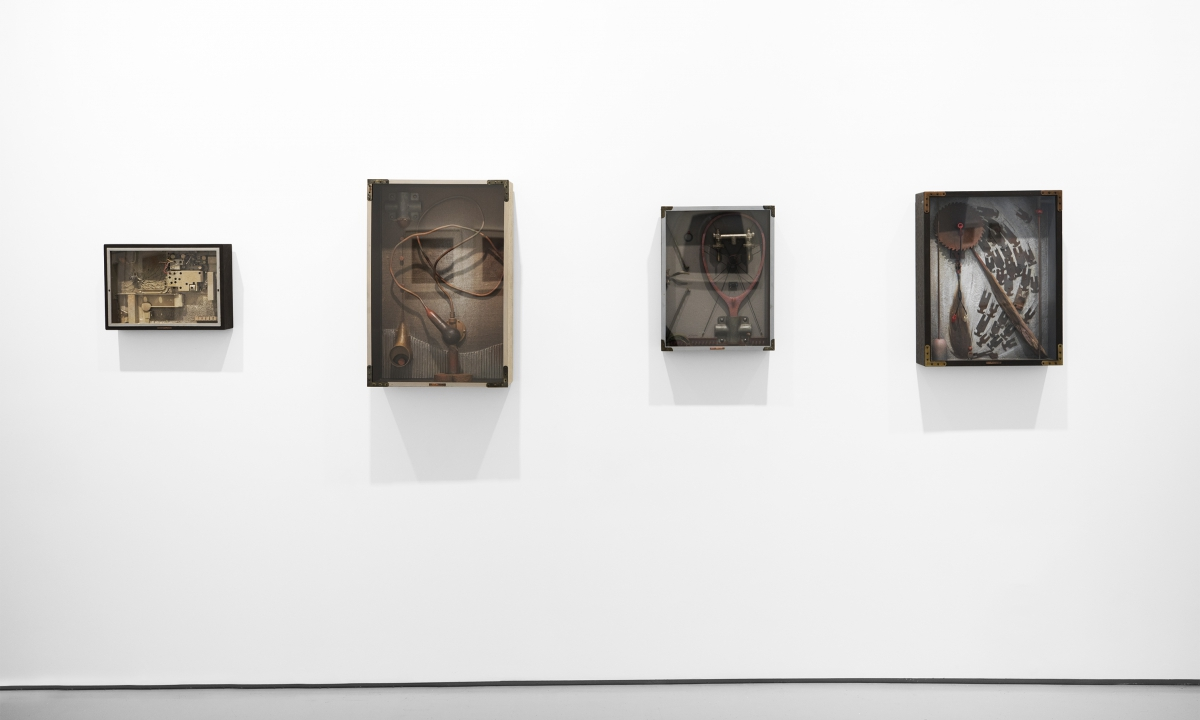 Photograph 7 from Tatsuo Ikeda exhibition.